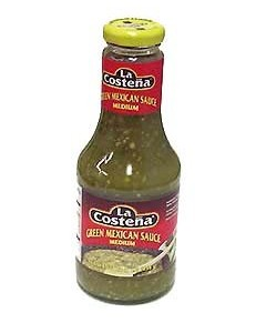 La Costena Green Mexican Sauce