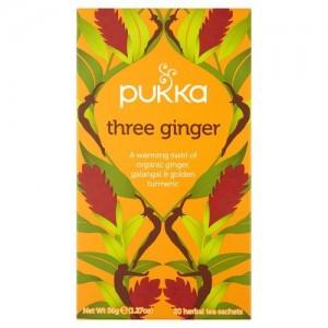 Pukka-Herbal-Teas-Three-Ginger-Caffeine-Free-20-Count-0