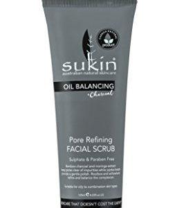 Sukin-Oil-Balancing-Charcoal-Pore-Refining-Facial-Scrub-125ml-0