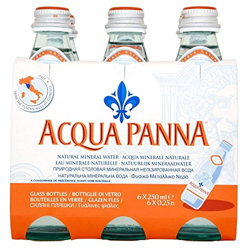 Acqua Panna Still Natural Mineral Water (6x250ml)