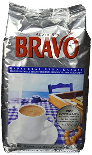 Bravo Coffe 1lb (Greek Coffee).