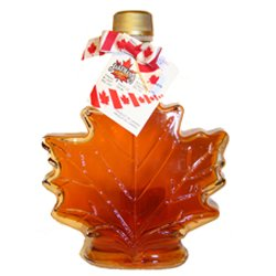 Jakeman's 100% Pure Maple Syrup in Autumn Leaf Bottle, 250ml