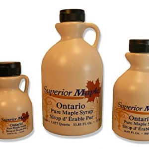 Maple Syrup 100% Pure All-natural Grade A From Superior Maple