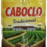 Roast n' Ground Coffee From Brazil – Café Torrado e Moido – Caboclo 17.60oz (500g) GLUTEN FREE