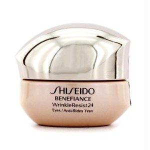 Shiseido Eye Care 0.51 Oz Benefiance Wrinkleresist24 Intensive Eye Contour Cream For Women